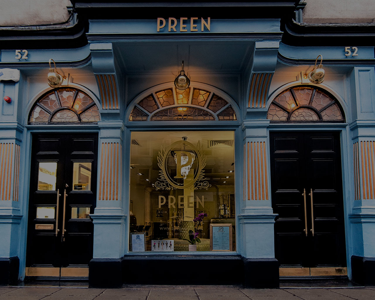 Preen Hair Beauty 52 Dame Street Dublin 2